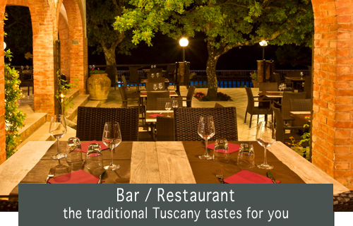 The typical Tuscany traditional tastes for you